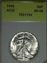 american coin grading service